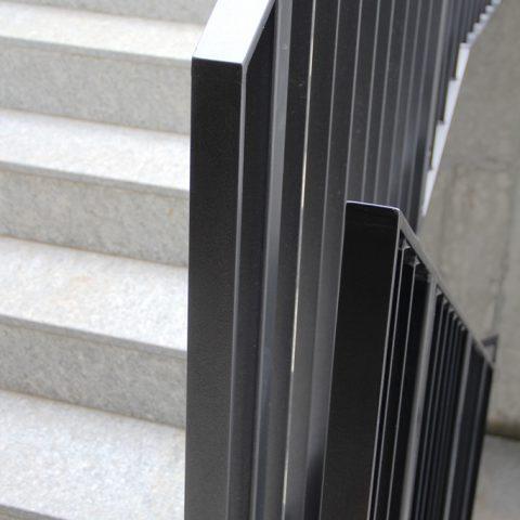 Geländer / Stufenweg Küssnacht