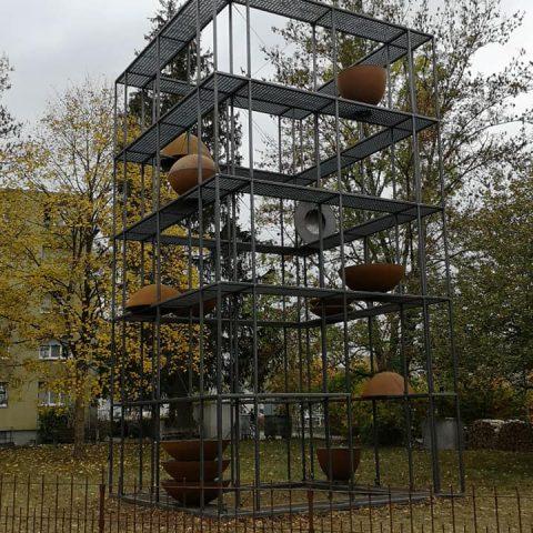 Feuerring GmbH, Turm